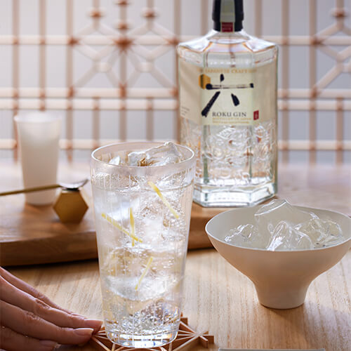 Japanischer Gin & Tonic